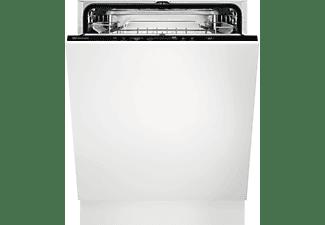 Lavavajillas - Electrolux EEQ47200L, 13 servicios, Integrable, 60 cm, 8 programas, 3 temperaturas, Blanco