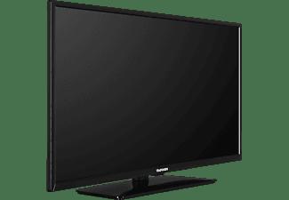 TELEFUNKEN D32F551R1CW LED TV (Flat, 32 Zoll / 80 cm, Full-HD, SMART TV)