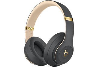 BEATS BY DR DRE Bluetooth Kopfhörer Studio3 Wireless mit Adaptive Noise-Cancelling, asphaltgrau