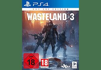 Wasteland 3 Day One Edition - [PlayStation 4]