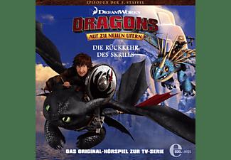 Dragons-auf Zu Neuen Ufern - Dragons: Auf zu neuen Ufern - Die Rückkehr des Skrills (31) [CD]