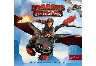 The Dragons - The Dragons - Das Große Drachenrennen [CD]