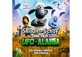Shaun Das Schaf - Shaun das Schaf: Ufo-Alarm [CD]