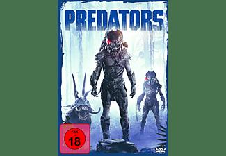 Predators Hollywood Collection DVD