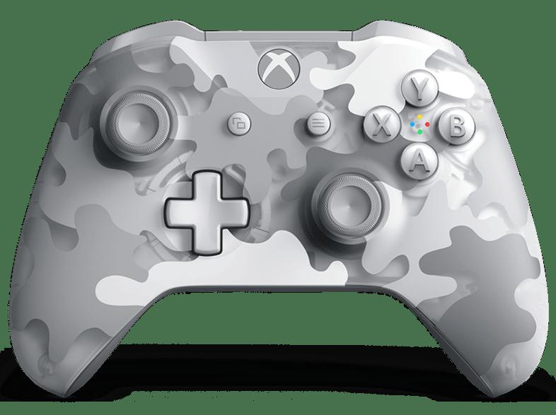 MICROSOFT Xbox Trådlös Handkontroll Arctic Camo Special Edition