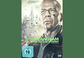 Stirb Langsam - Ein guter Tag zum Sterben DVD