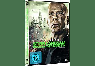 Stirb Langsam - Ein guter Tag zum Sterben Blu-ray