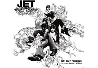 Jet - Get Born (Deluxe Edition)  - (CD)