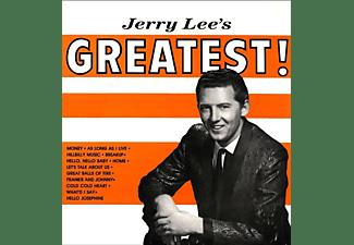 Jerry Lee Lewis - Jerry Lee's Greatest!  - (Vinyl)