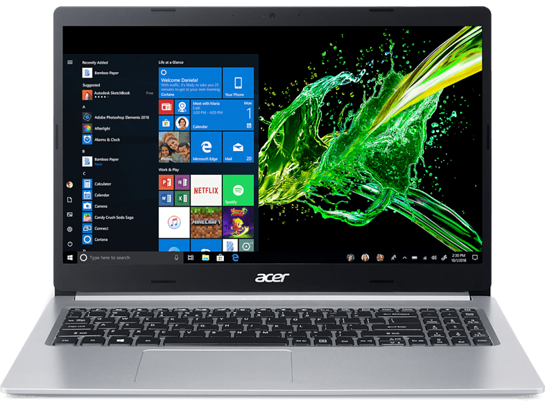 ACER Laptop Aspire 5 A515-54-73F0 Intel Core i7-10510U (NX.HNAEH.004)