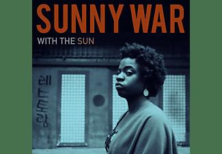 Sunny War - WITH THE SUN  - (Vinyl)