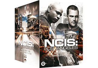 NCIS Los Angeles - Seizoen 1-9 - DVD