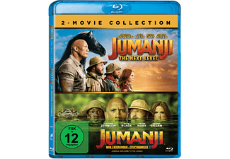 Jumanji: Willkommen im Dschungel & Jumanji : The Next Level (BD-2) Blu-ray