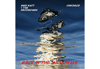 Mike & Secondmen/chronics Watt - 7-MICROWAVE UP IN FLAMES  - (Vinyl)