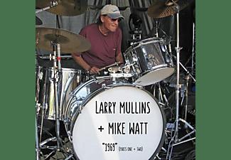 Larry & Mike Watt Mullins - 7-1969-PARTS 1+2  - (Vinyl)
