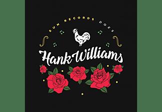 VARIOUS - SUN RECORDS DOES HANK WILLIAMS  - (Vinyl)