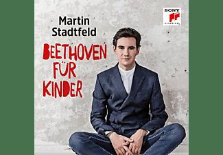 Martin Stadtfeld - Beethoven für Kinder  - (CD)
