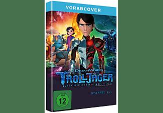 002.1 - TROLLJÄGER DVD
