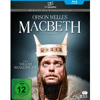 Macbeth - Der Königsmörder Blu-ray