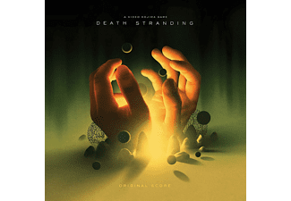 Ludvig Forssell - Death Stranding (180g 3LP)  - (Vinyl)