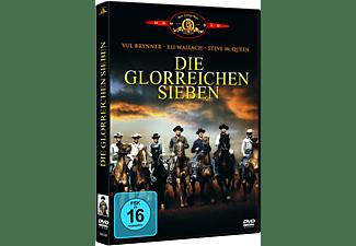 Die glorreichen Sieben DVD