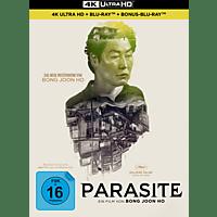 Parasite Mediabook B [4K Ultra HD Blu-ray + Blu-ray]