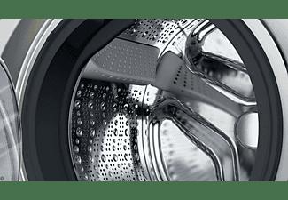 Lavadora carga frontal - Bosch WAU28T6XES, 9 kg, 1400 rpm, 15 programas, EcoSilence, Programable, Inox