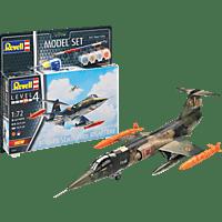 REVELL Model Set Lockheed F-104 G Starfighter RN Modellflugzeug, Mehrfarbig
