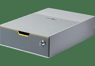 DURABLE VARICOLOR® 1 SAFE Schubladenbox Dunkelgrau