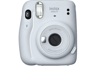 FUJIFILM instax mini 11 Sofortbildkamera, Ice-White