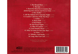 The Cadillac Three - COUNTRY FUZZ  - (CD)