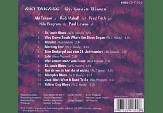 Aki Takase - St.Louis Blues  - (CD)