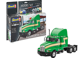 REVELL Model Set Kenworth T600 Bausatz, Mehrfarbig