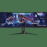 ASUS Gaming Monitor ROG Strix XG43VQ, 43.4 Zoll, Curved, 120Hz (90LM0580-B01170)