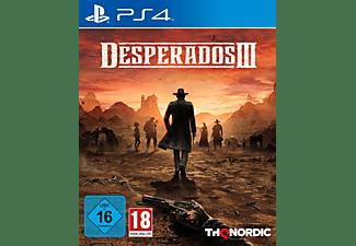 Desperados 3 - [PlayStation 4]
