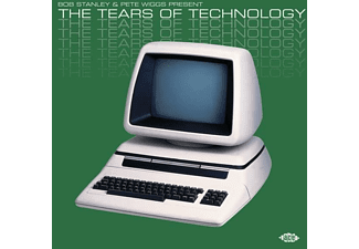 VARIOUS - TEARS OF TECHNOLOGY CD