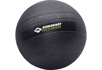 SCHILDKRÖT Fitness Slamball 3 kg Gewichts-Ball, Anthrazit