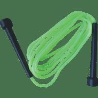 SCHILDKRÖT Fitness Speed Rope Springseil, Grün