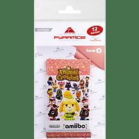 Amiibo Animal Crossing Karten - Serie 4 - 2er Pack