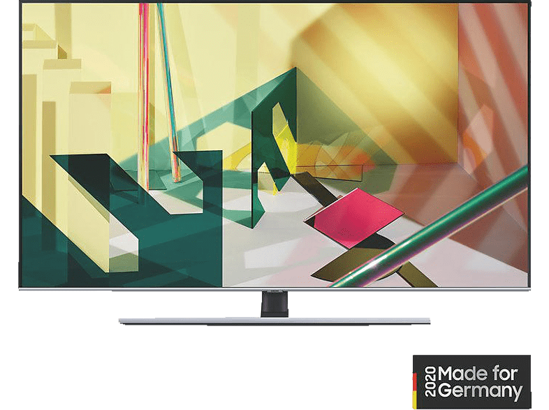 Abbildung SAMSUNG GQ75Q77T QLED TV (Flat, 75 Zoll / 189 cm, UHD 4K, SMART TV)