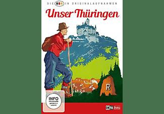 DDR In Originalaufnahmen-Unser Thürigen DVD