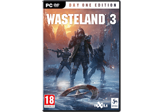 Wasteland 3 Day One Edition NL/FR PC