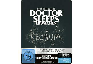 Stephen Kings Doctor Sleeps Erwachen - (4K Ultra HD Blu-ray + Blu-ray)