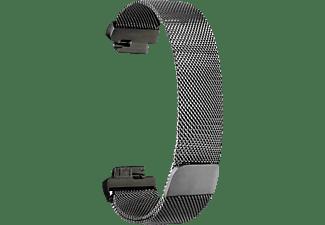 TOPP Mesh, Ersatz-/Wechselarmband, Fitbit, Grau
