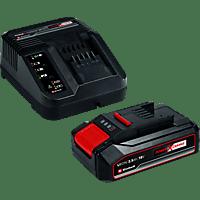 EINHELL 18V 2.5 Ah PXC Starter Kit, Rot/Schwarz