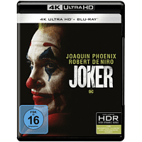 Joker [4K Ultra HD Blu-ray + Blu-ray]