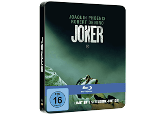 Joker (Exklusives SteelBook®) Blu-ray