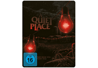 A Quiet Place Mondo-SteelBook® limitiert 4K Ultra HD Blu-ray + Blu-ray