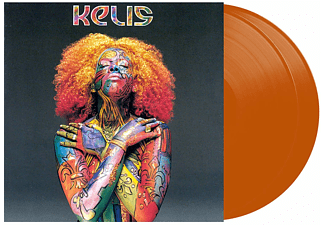 Kelis - Kaleidoscope (20th Anniversary,Ltd.Orange 2LP)  - (Vinyl)