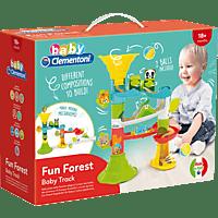 CLEMENTONI Baby-Kugelbahn Babyspielzeug, Mehrfarbig